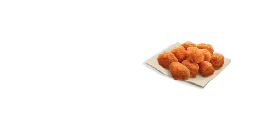 Chicken Pops 10 Und