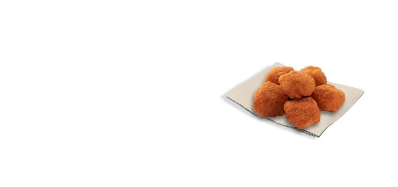 Chicken Pops 6 Und.