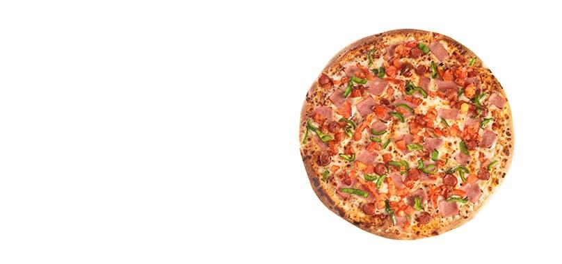 Pizza Española.