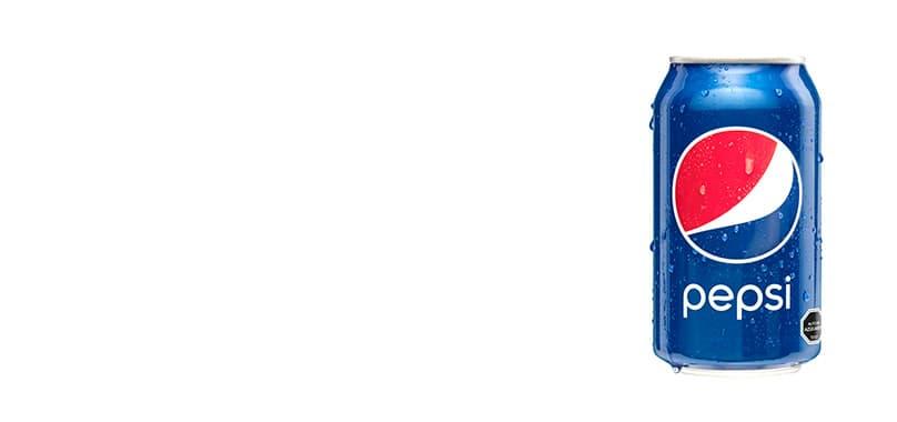Lata Pepsi