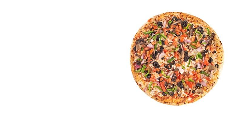Pizza Veggie Lovers.