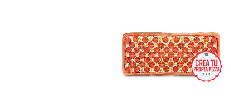 Pizza Al Gusto Big Hut (2 Ing)