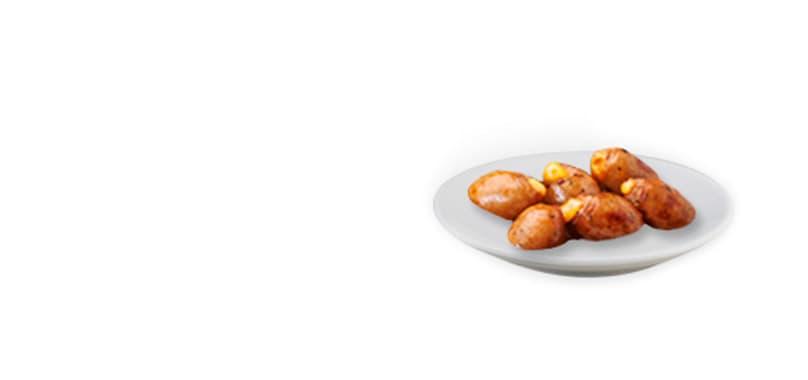Chorizos Jalapeños.