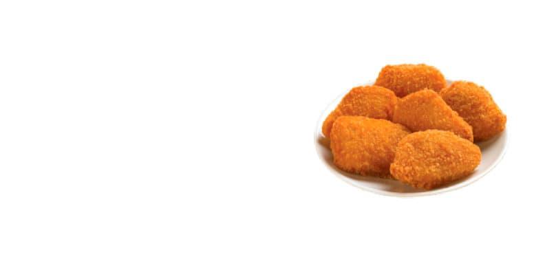 Nuggets (6 Unid)