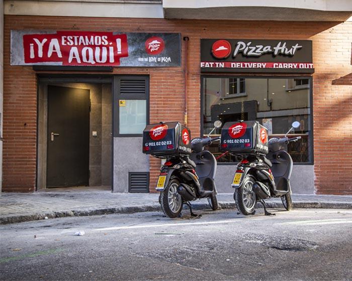 Establecimiento Pizza Hut ZARAGOZA
