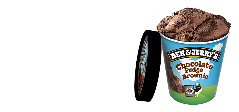 Chocolate Fudge (465ml)