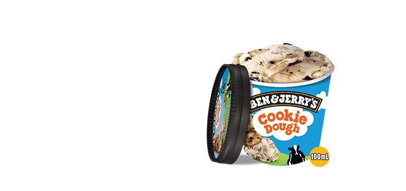 Helado cookie dough (100 ml)