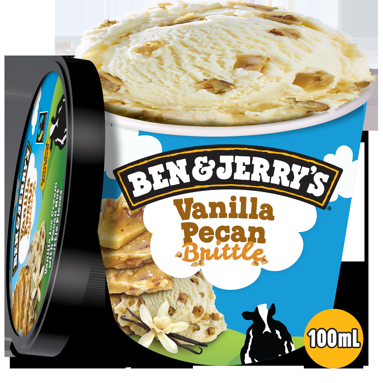 Vanilla Pecan (100ml)