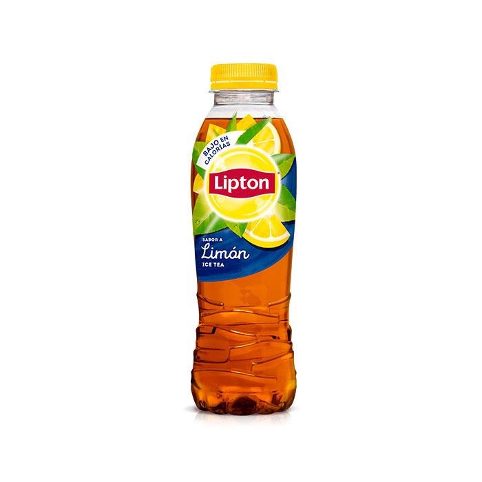 Botella Lipton Limón (50cl)