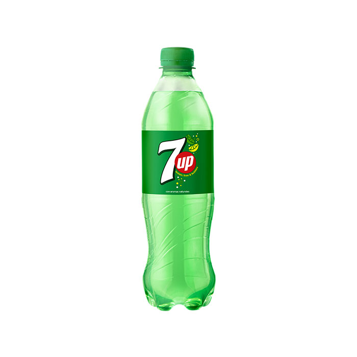 Botella Seven Up (50cl)