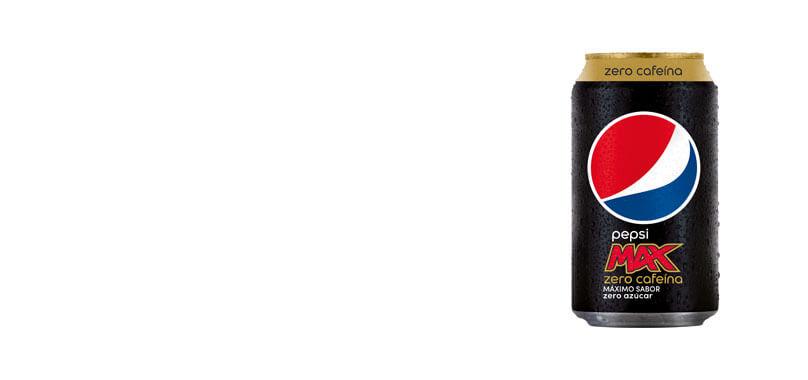 Lata Pepsi Max Zero (33cl)