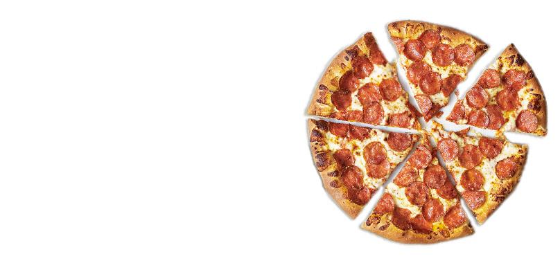 Nueva More Pepperoni Pizza