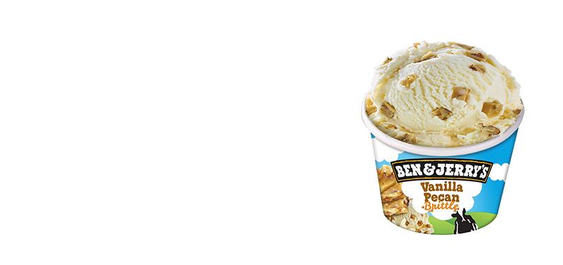 Helado vanilla pecan (100ml)